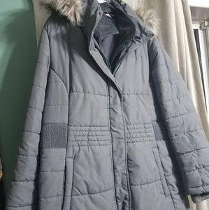 Jackets & Blazers - Free Tech Jacket size 1X (16w)